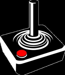 Retro Games - Atari Joystick