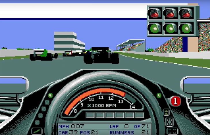 F1GP Race
