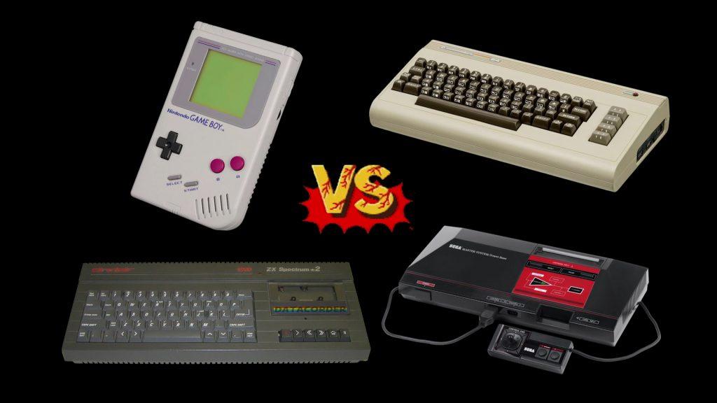 8-Bit Compare Street Fighter 2