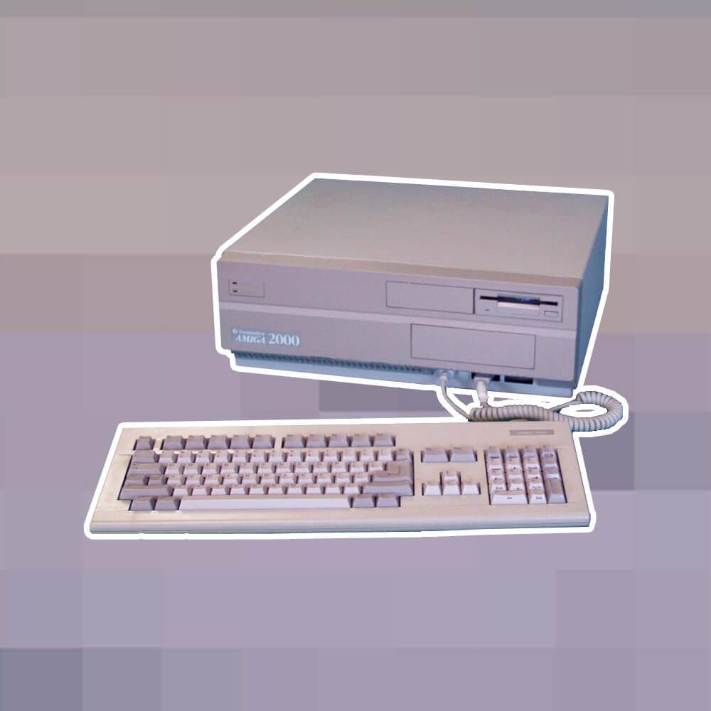 Amiga 2000