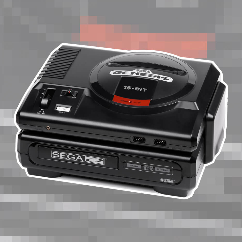 Sega Mega CD – Sega's Bold CD-ROM Add-On | HowToRetro