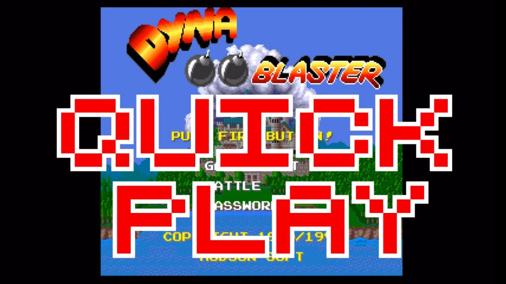Dyna Blaster - Amiga Quick Play / Review