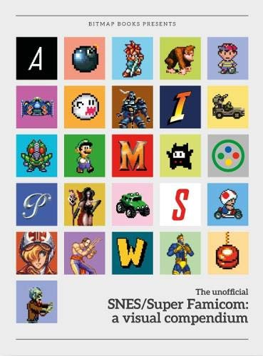 Super NES/Super Famicom: A Visual Compendium