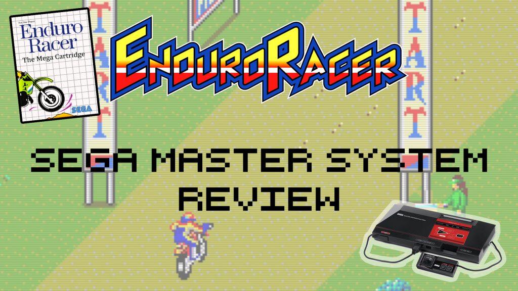 Enduro Racer Sega Master System Review