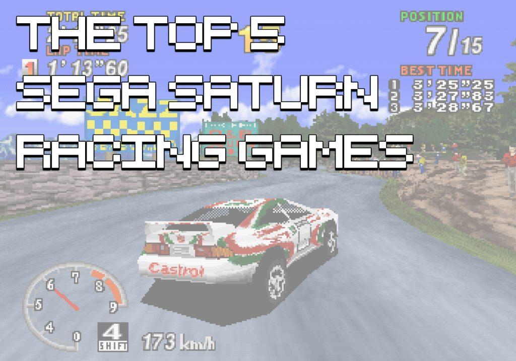 The Top 5 Sega Saturn Racing Games