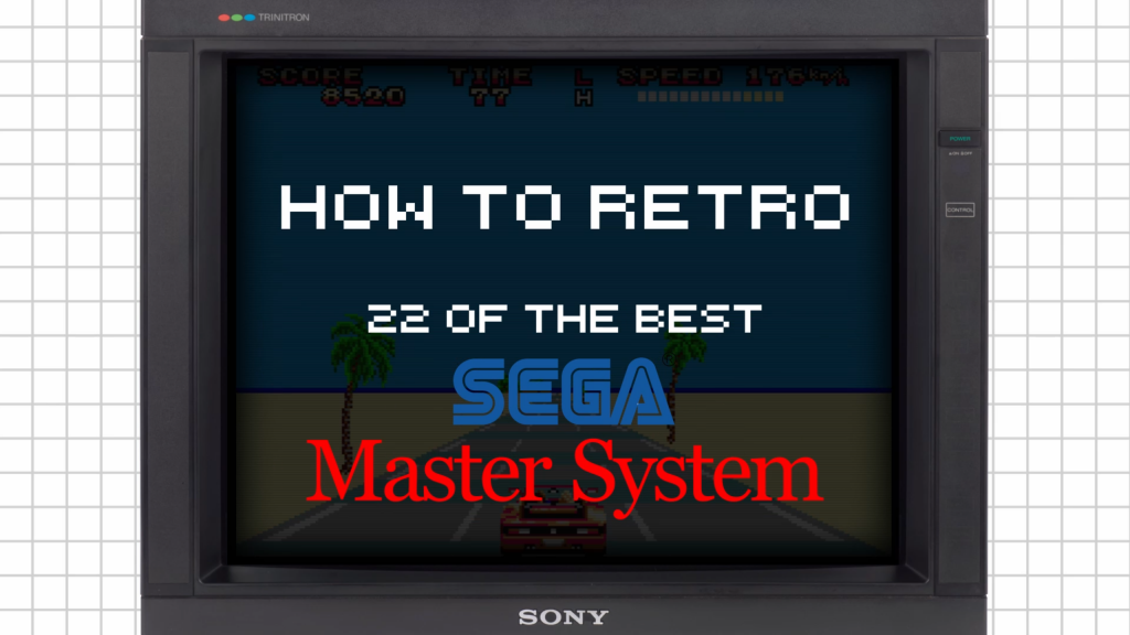 22 of the Best Sega Master System Games