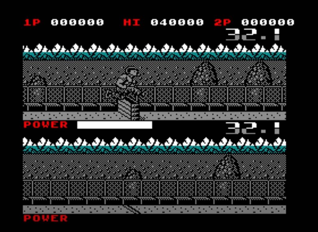 ZX Spectrum - Combat School