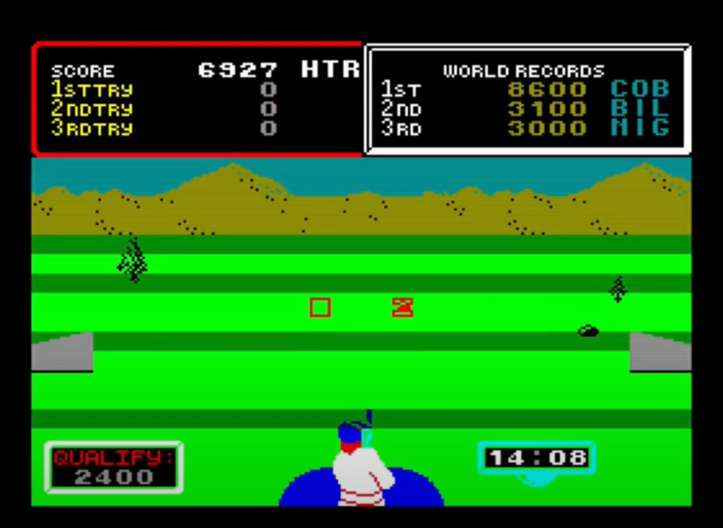 ZX Spectrum - Hyper Sports