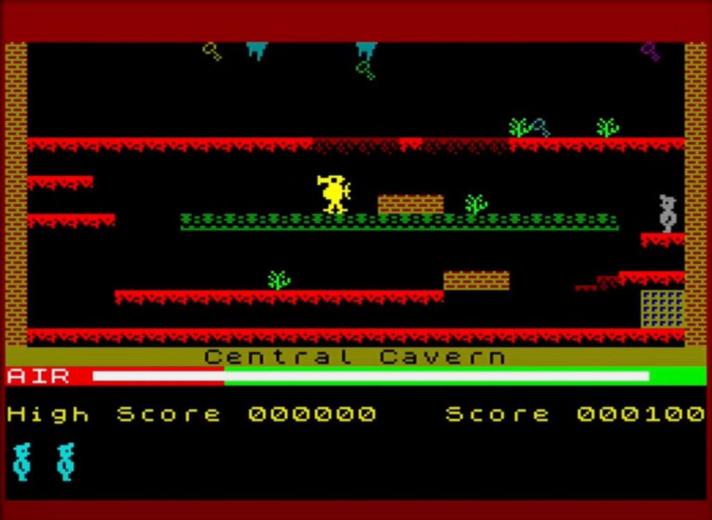 ZX Spectrum - Manic Miner