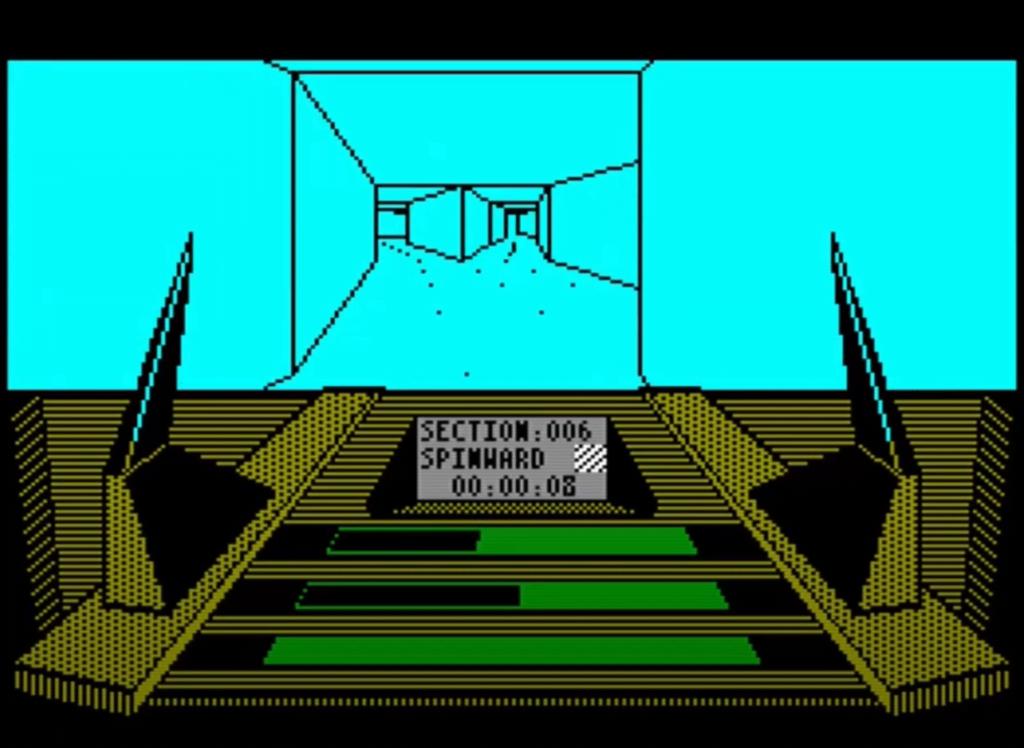 ZX Spectrum - Micronaut One