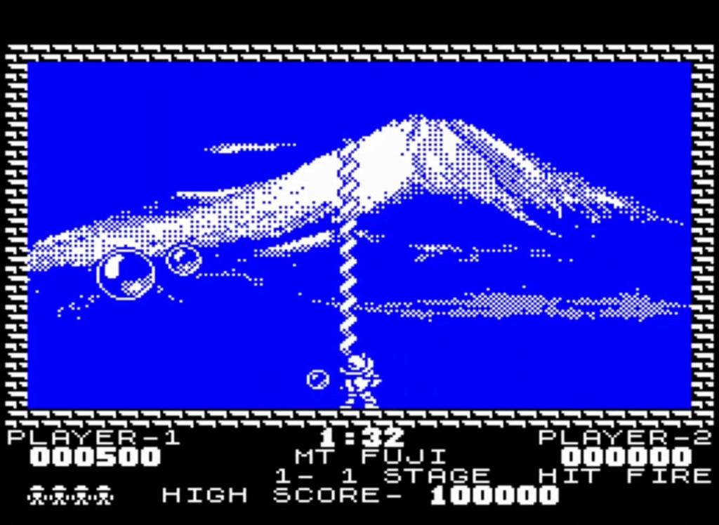 ZX Spectrum - Pang