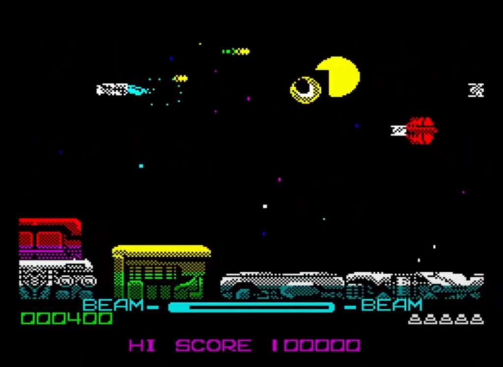 ZX Spectrum - R-Type