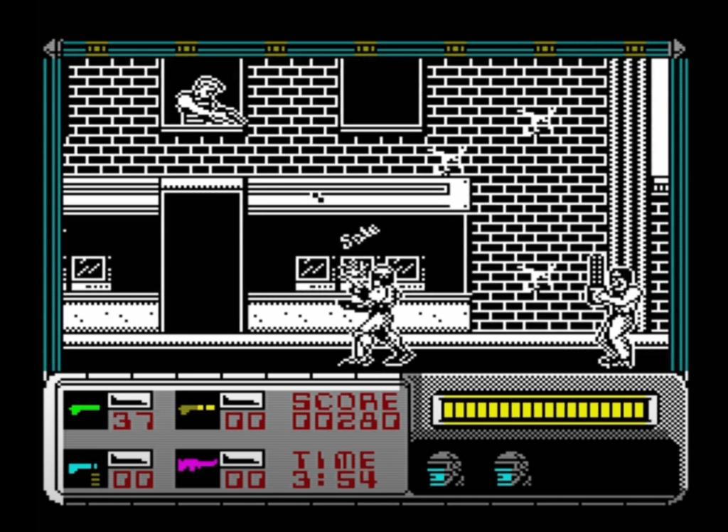 ZX Spectrum - Robocop