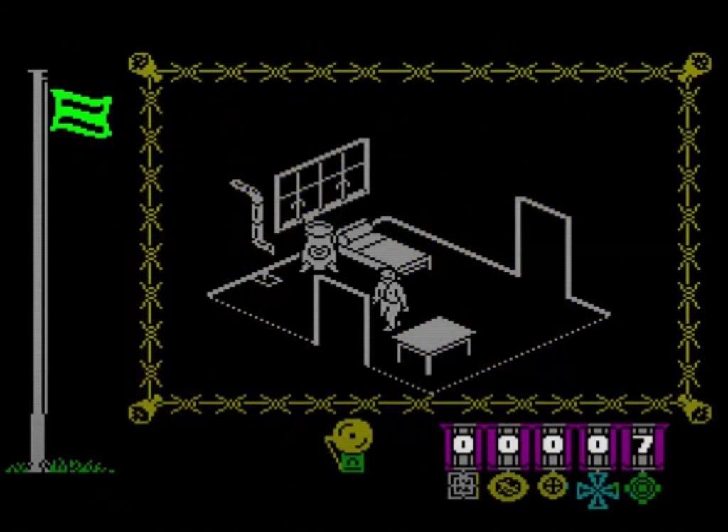 ZX Spectrum - The Great Escape
