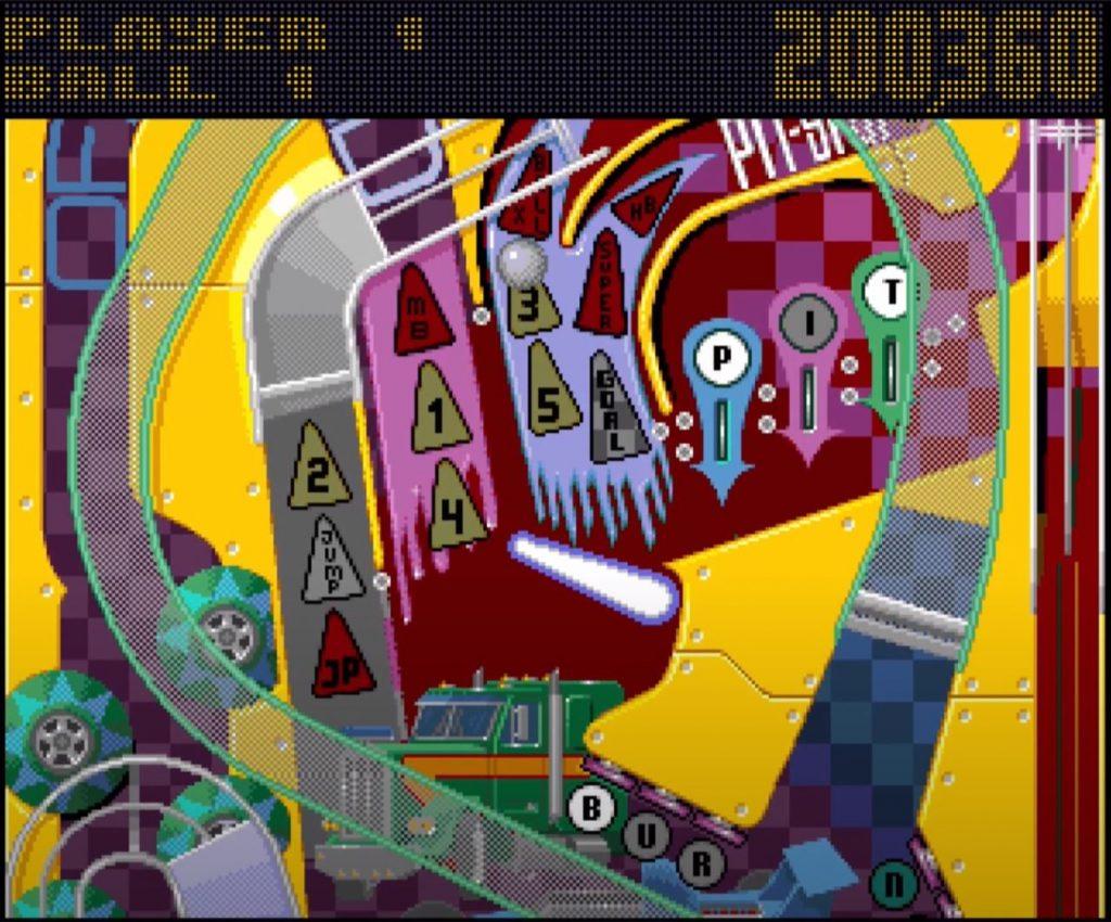 Amiga - Pinball Fantasies