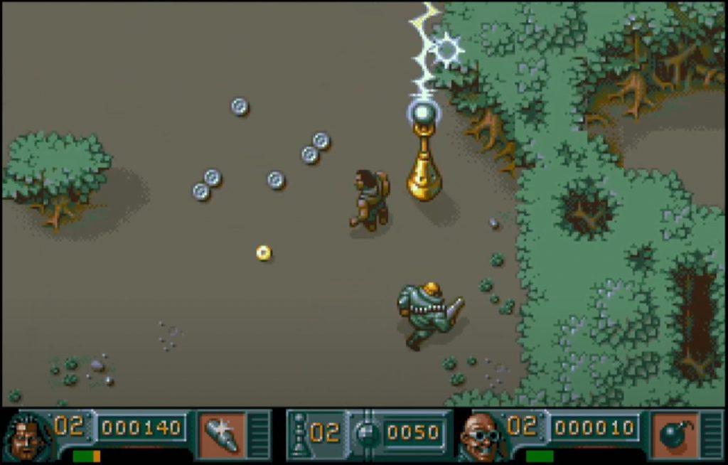Amiga - The Chaos Engine