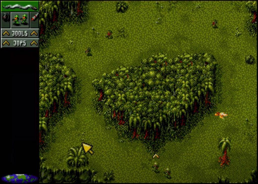 Amiga - Cannon Fodder