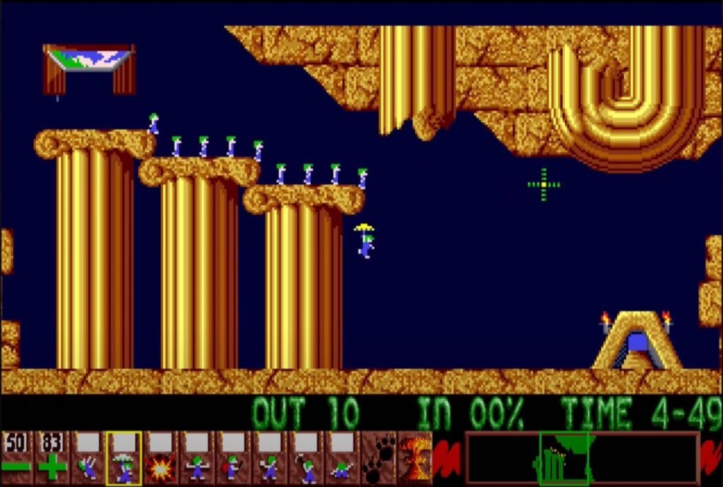 Amiga - Lemmings