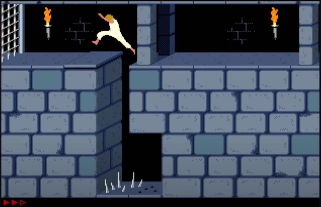 Amiga - Prince of Persia