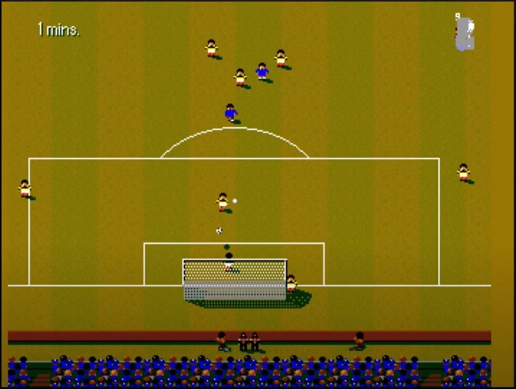 Amiga - Sensible World of Soccer