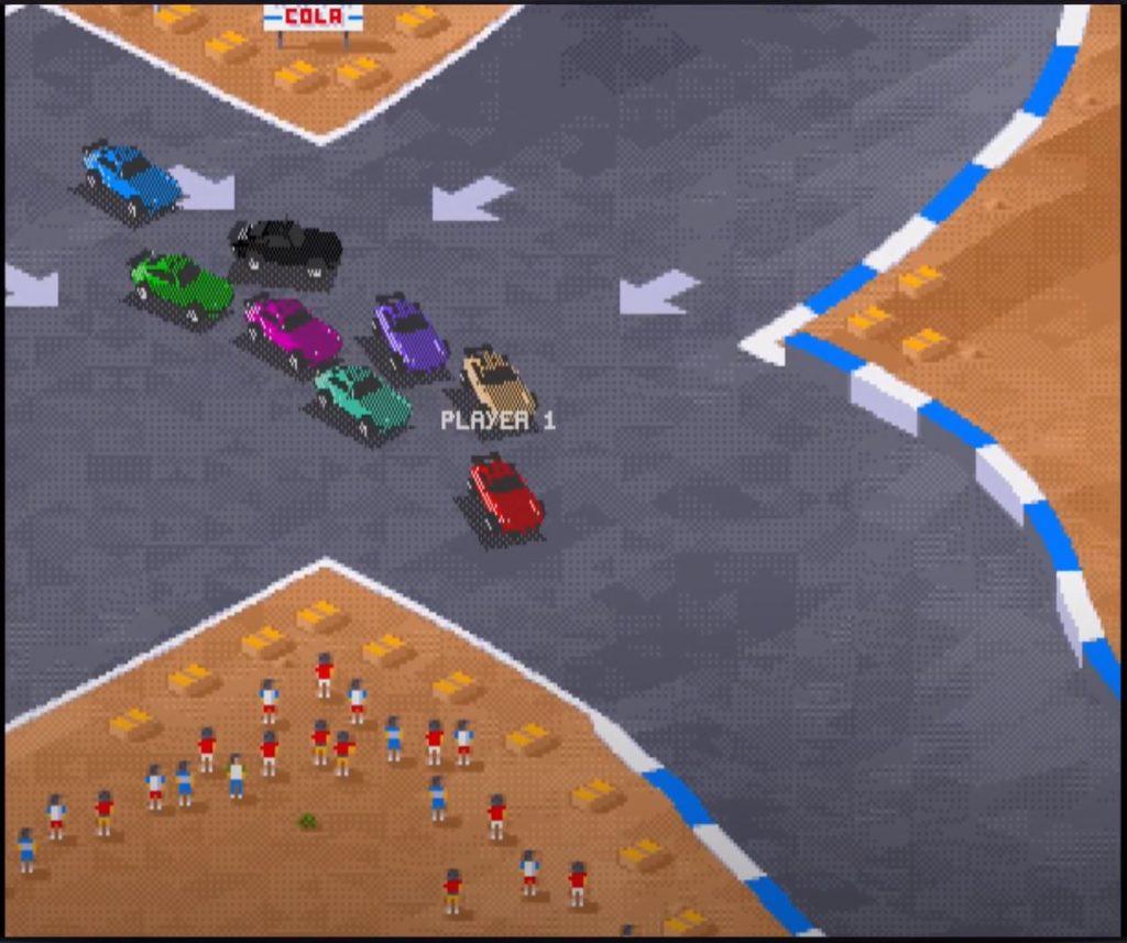 Amiga - Super Skidmarks