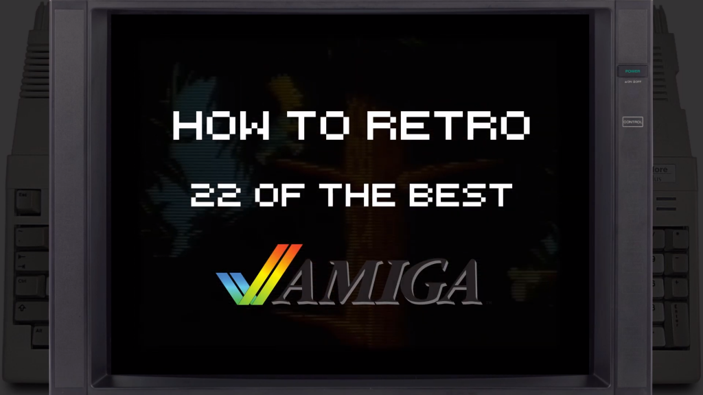 22 of the Best Commodore Amiga Games