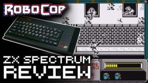 RoboCop - ZX Spectrum Review