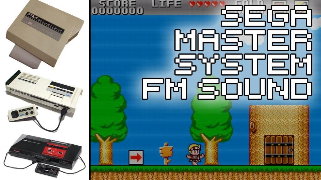 Sega Master System FM Sound