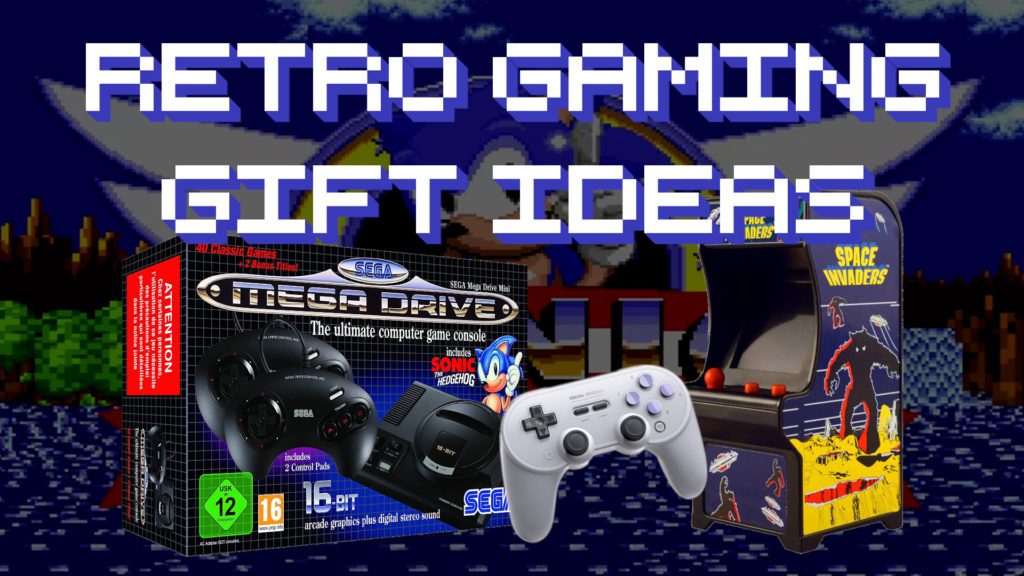 Retro Gaming Gift Ideas