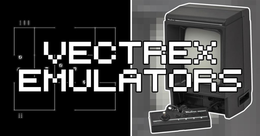 Vectrex Emulators