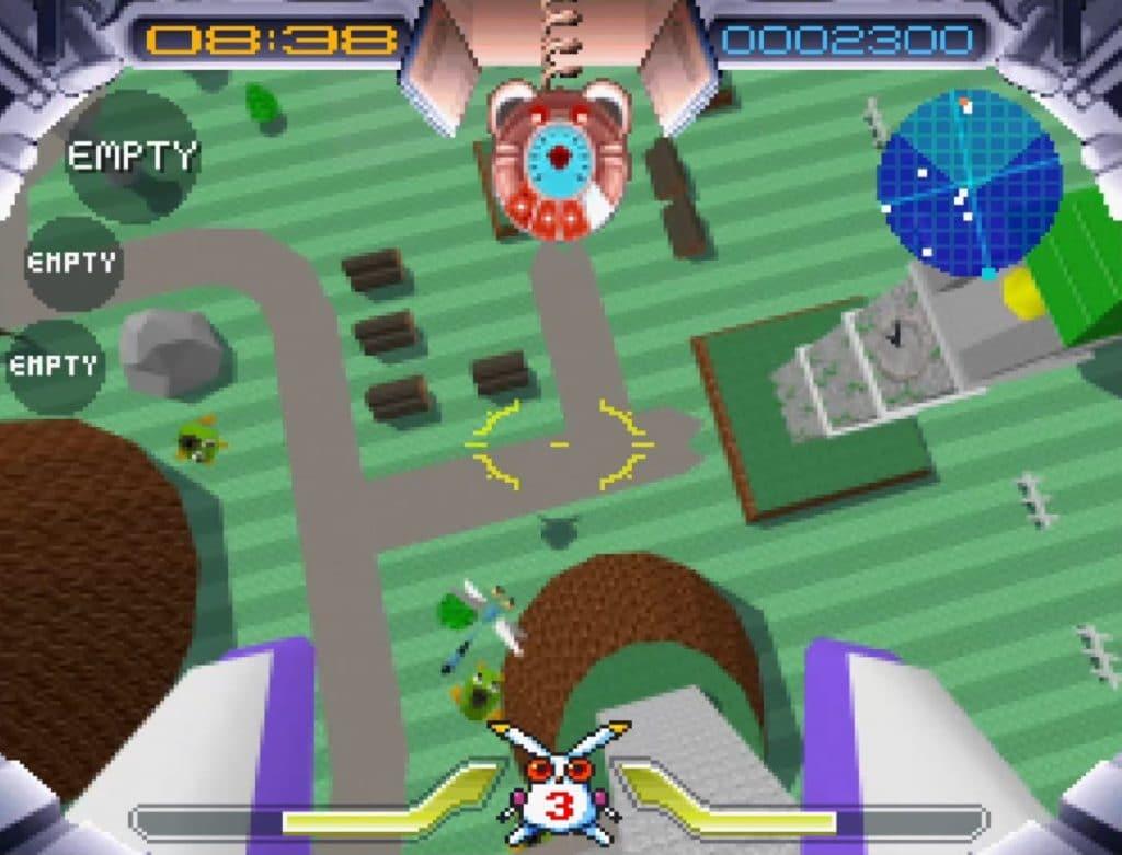 Jumping Flash! PlayStation