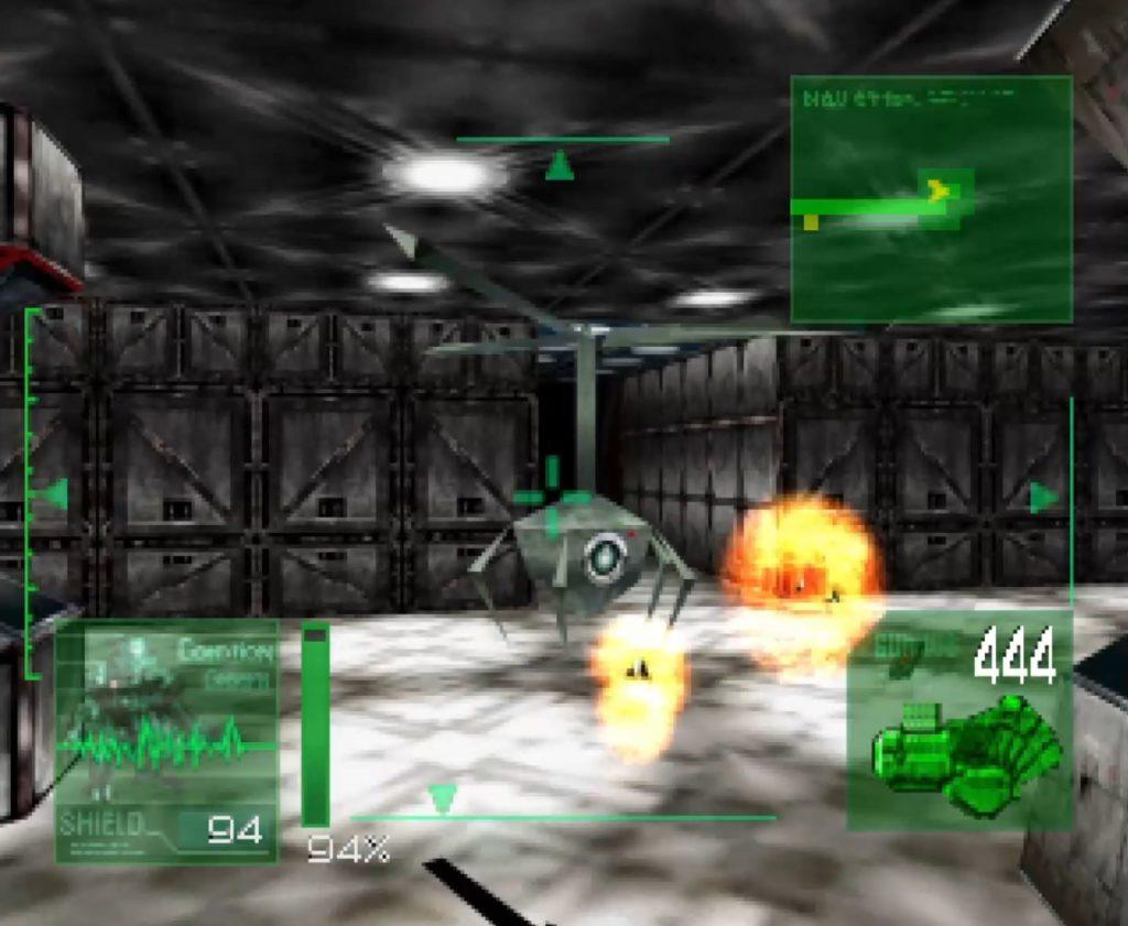 Kileak - The Blood PlayStation