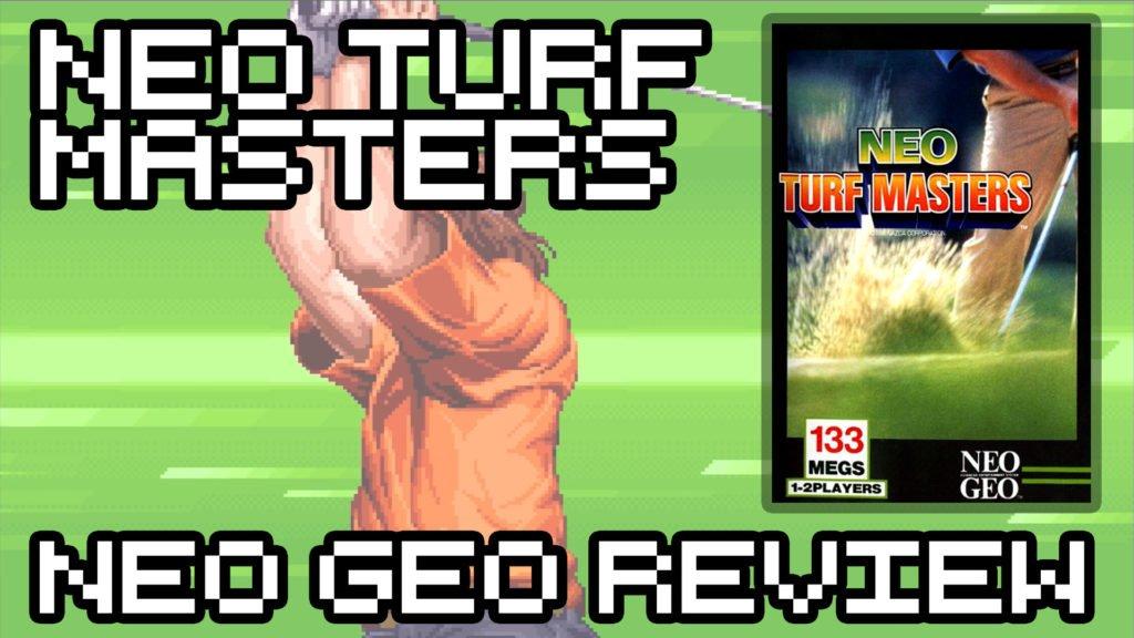 Neo Turf Masters Neo Geo Review
