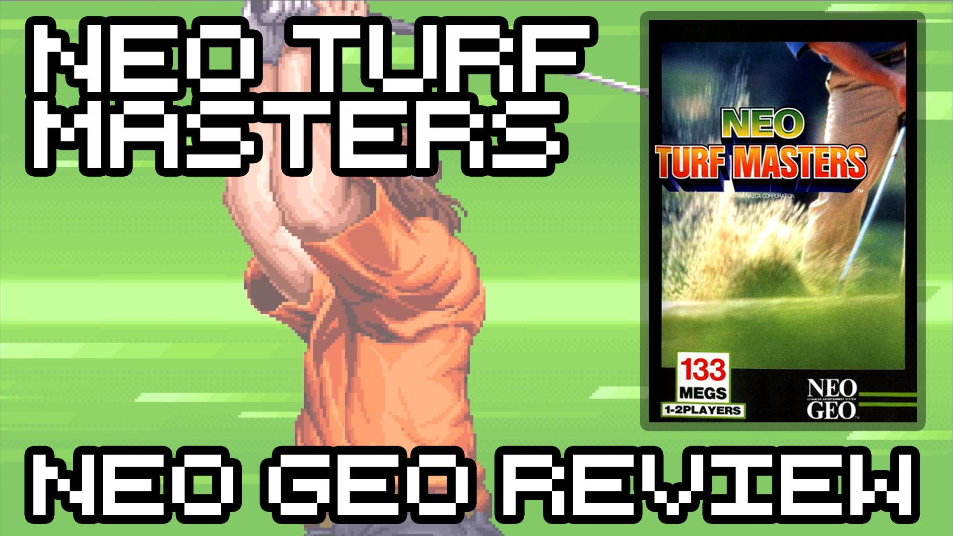 Neo Turf Masters – Neo Geo Review