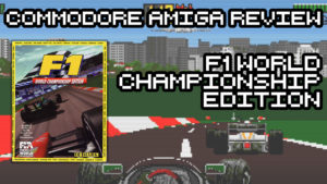 F1 World Championship Edition Commodore Amiga Review