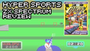 Hyper Sports - ZX Spectrum