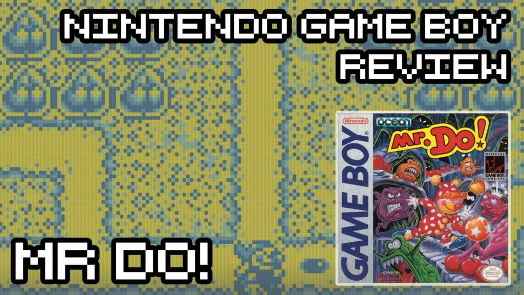 Mr Do! - Game Boy