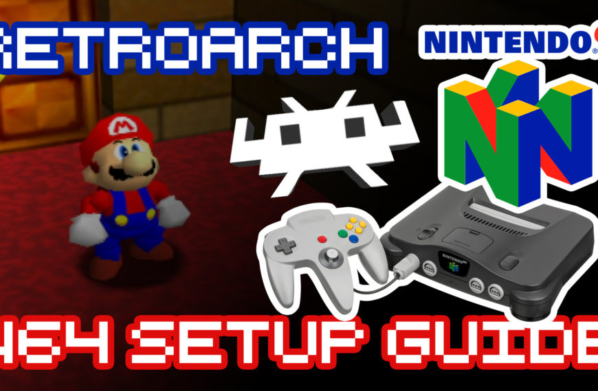 How to Set Up RetroArch for N64