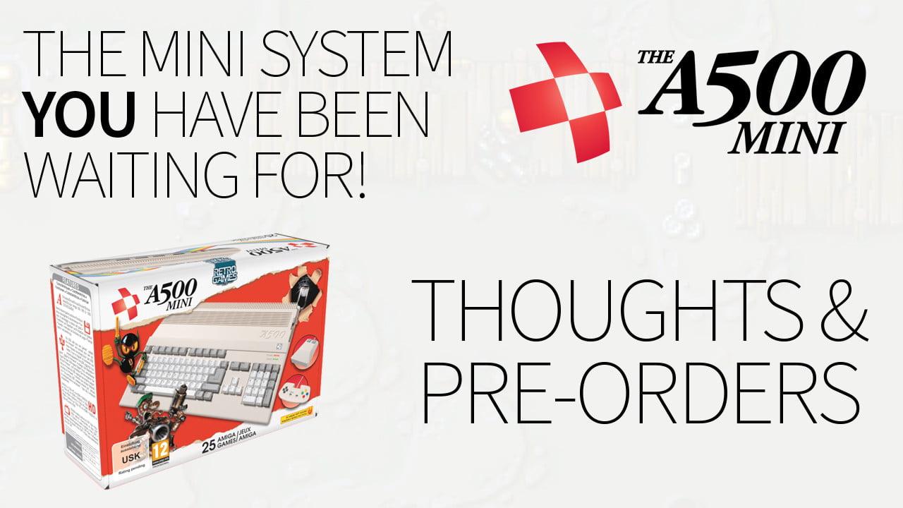 A500 Mini Announced – Where to Pre-order