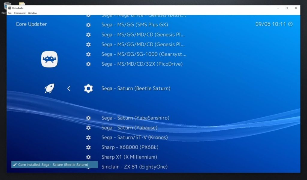 How To Set Up RetroArch Sega Saturn 1